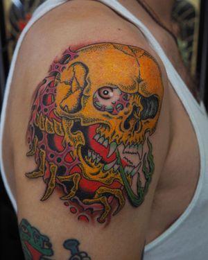 Skull creeper