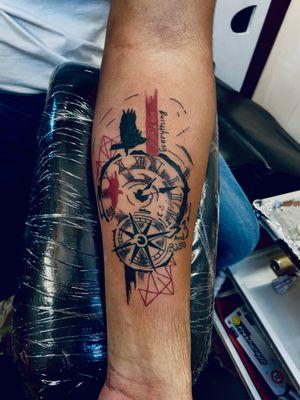 Tattoo by Get Ink'D by MANAV HUDDA