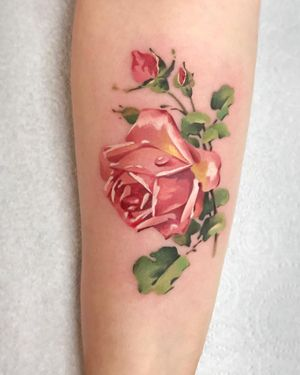 Tattoo from Zina Pasko