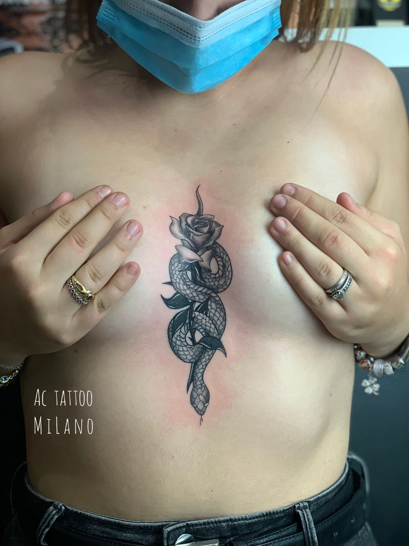 Tattoo from AC tattoo milano