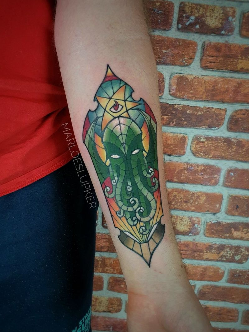 Tattoo from Marloes Lupker