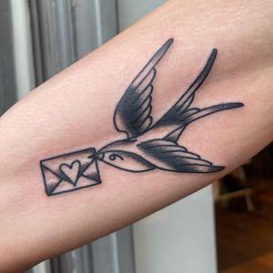 Tattoo from YAYO