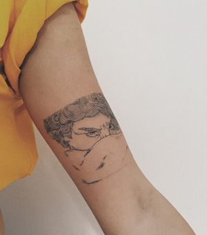 #cabanel #alexandrecabanel #fallenangel #fallenangeltattoo #linework #lineworktattoo #tattooideas #minimalflower #minimalism #lineworktattoo #minimaltattoo #linework #blackboldsociety #blxckink #oldlines #tattoosandflash #darkartists #topclasstattooing #inked #inkedgirl #inkedup #minimal