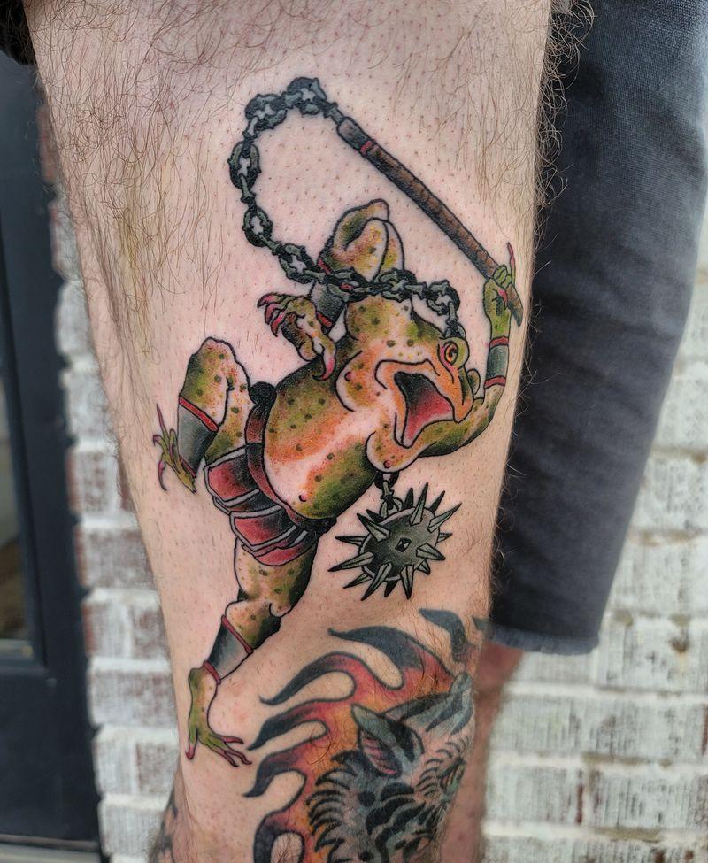 Tattoo from Misa Black