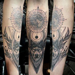 Tattoo from Sara Iuso