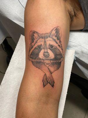 Tattoo from Rick Sanchez Tattoo