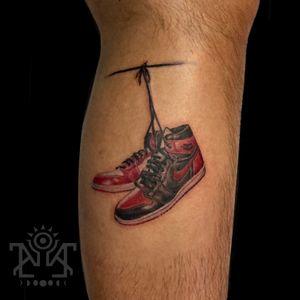 Aj1s small realism shoes