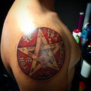 Tattoo from Juan Vidal