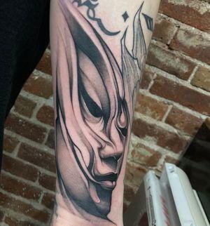 Tattoo from Emma Helmeczy