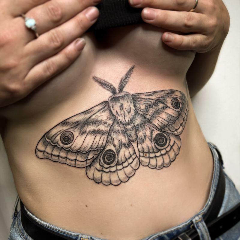 Tattoo from @diosipova13