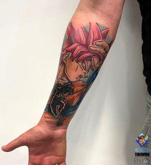 """Tattoo from Patryk """"Bullet"""" Chudzicki"""
