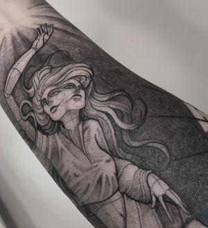 Géminis closeup  Ig: anibal_tattoo