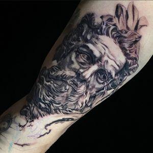 Tattoo from Joshua Aaron Kassner