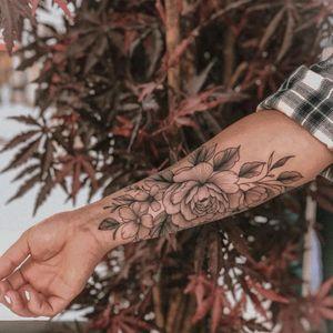 Tattoo from Ghazal Jafari