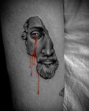 Tattoo by Peter Saba - Art & Tattoo