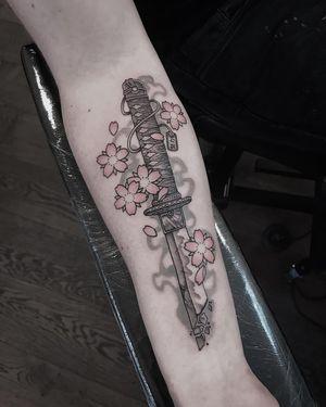 Tattoo from Sam Castwick