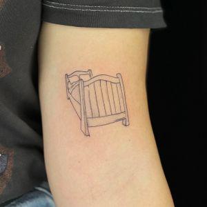 Tattoo from @jakkichantattoos
