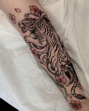 Tattoo from Siner caballero Víctor