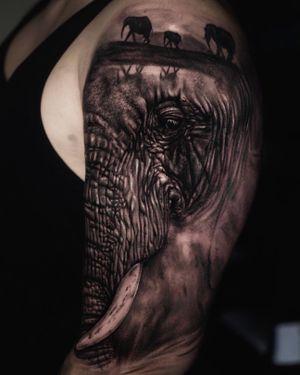 Tattoo from Jean Maurez