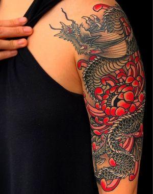 Tattoo from @steventhekarver
