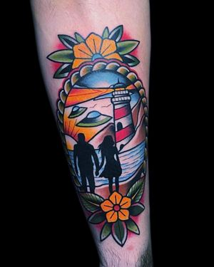 Traditional style work by the talented artist J luis at inknationstudio book now !!!