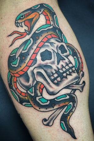 Tattoo from Chuck Donoghue