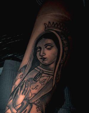 Tattoo by Garden Of Solitude