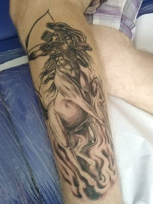 Tattoo from Inkoverluv