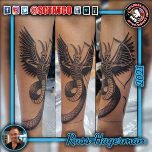 Tattoo from Southern Customs Tattoo Company