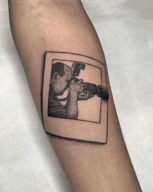 Tattoo from Minh