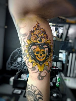 Tattoo from Next Chapter Tattoo and Piercing Studio