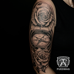 Tattoo from Luis Fernando Puedmag Vinueza