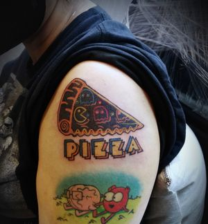 Tattoo from Karen Molina