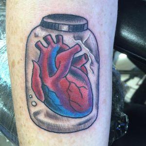 Tattoo from Bill Beccio