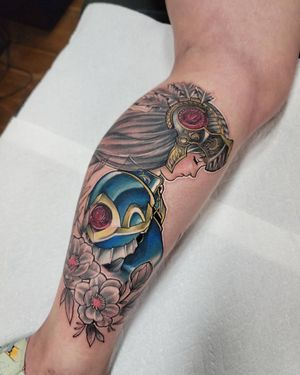 Tattoo from Soho Ink