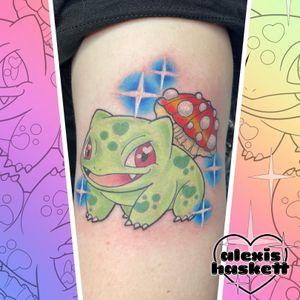 Tattoo from Alexis Haskett