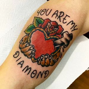 Tattoo from Alessandro Lanzafame