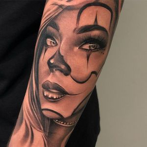 Tattoo from Mattia Bretti