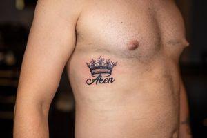 Tattoo from Roshi