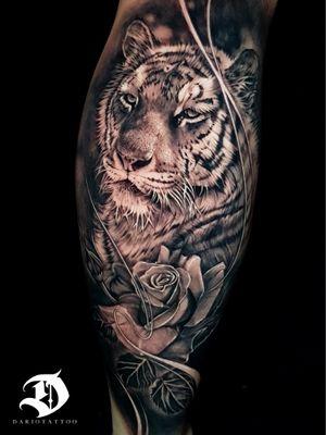 Tattoo from Dariotattooarte