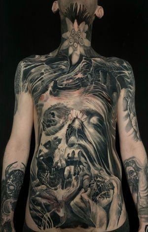 Tattoo from Alo Loco Tattoo