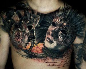 Tattoo from Sergio Bang