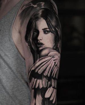 Tattoo from Jodie Glover