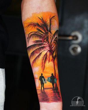 Tattoo from Josh Williams