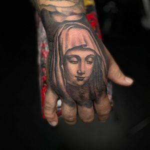 Tattoo from Manny Reyes