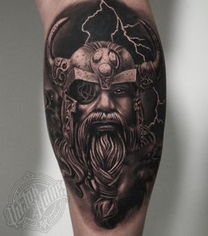Tattoo from Victor Mane