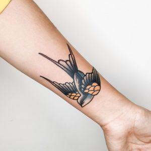 Tattoo from Gonzalo Salazart