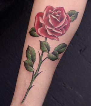 Tattoo from Justin Jakus
