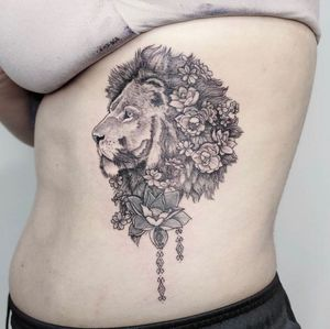 Tattoo from Iron & Ink