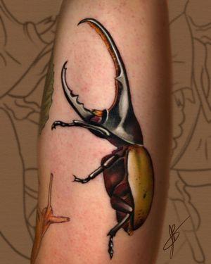 Tattoo from Jesse Byrd